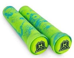 Madd Gear MGP Grind Scooter Grips Blue Green