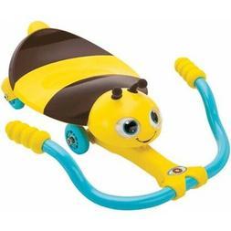 Razor Jr. Twisti Kids Scooter - Kid Propelled, Seated Ride O