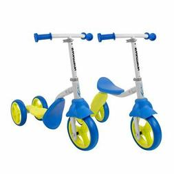 Swagtron K2 Kid 3 Wheel Transforming 2-in-1 Bike/Scooter for