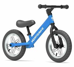 """Swagtron K3 12"""" No-Pedal Balance Bike for Kids Ages 2-5 Air-"""