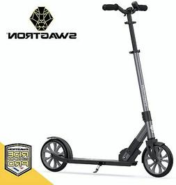 Swagtron K8 Titan Commuter Kick Scooter for Adults, Teens, F