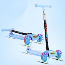 Outon Scooter For Kids 3 Wheel Kick Scooter For Toddler Girl