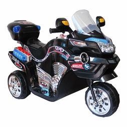 Kids Battery Powered Motorcycle Boy Child Toddler 3 Wheel Mo