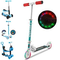 kids scooter deluxe for age 3 8