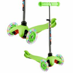Yuebo Kids Scooter For Toddlers  Boys Girls Non-Batteries Le