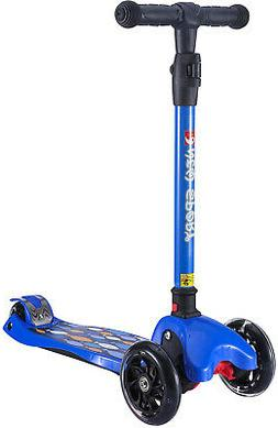 New Olym Kids Scooters 3 Wheel For Girls&Big Boys Toddle