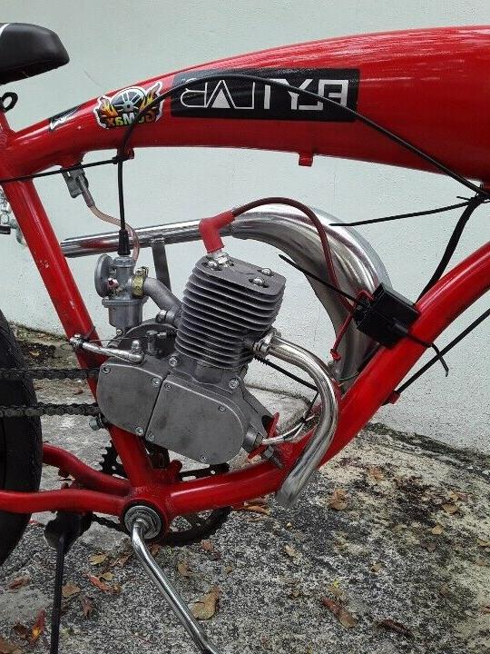 100cc Stroke Motorized Engine Complete
