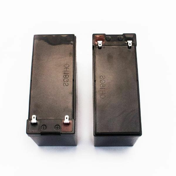 12V 7.5 Sealed Battery Razor