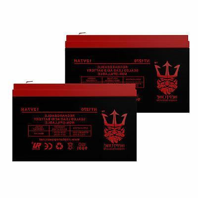 2 neptune power 12v 7ah battery