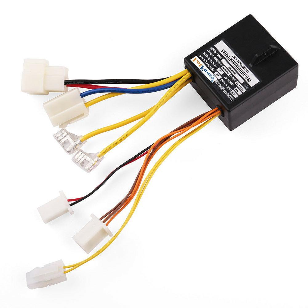 24v controller module for razor power core
