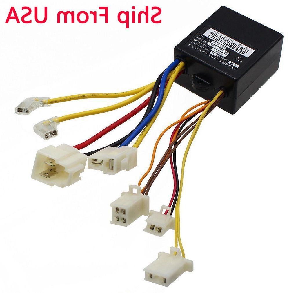 24V Control Module For Razor Electric Scooter E100 E125 E150