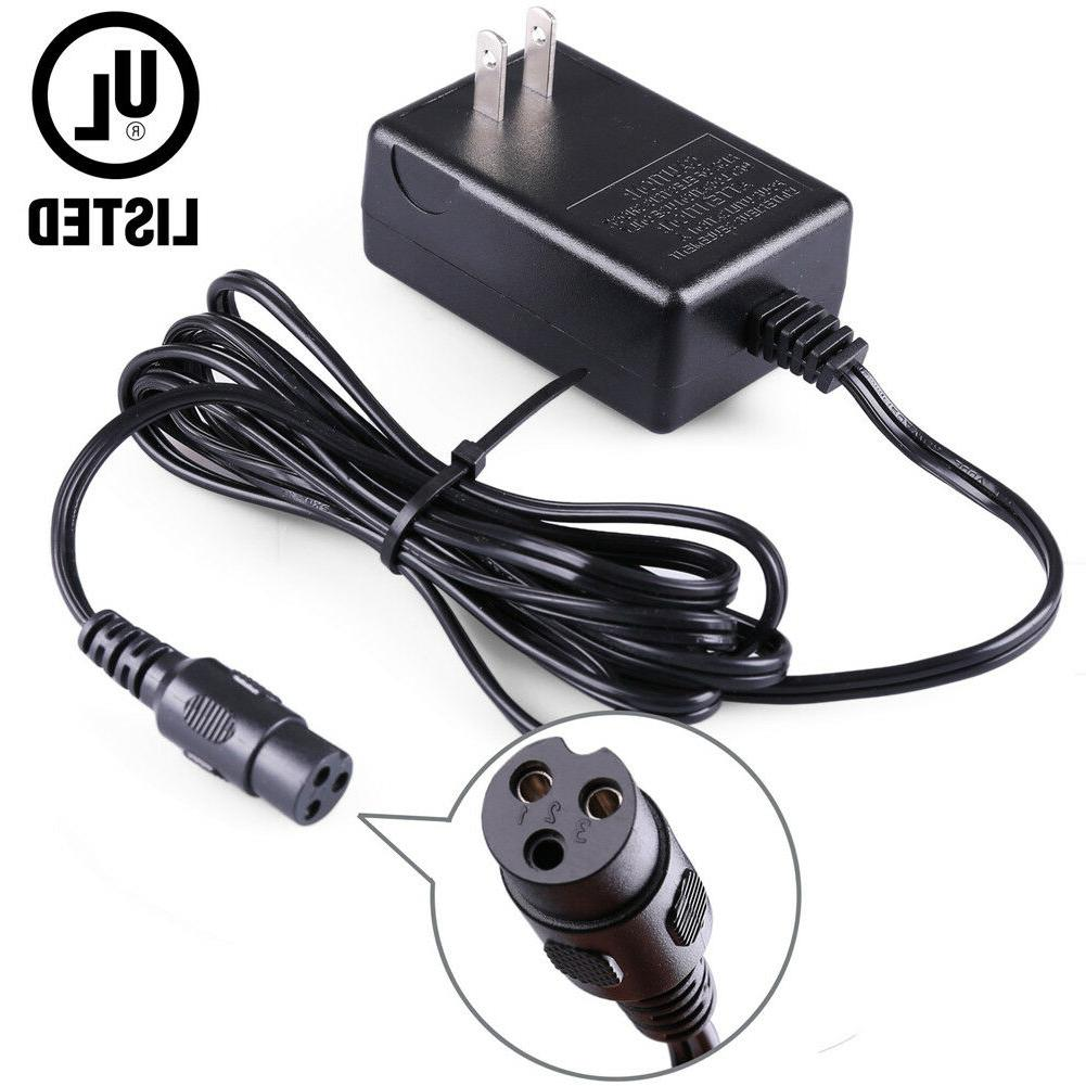QILI 24V Scooter Battery Charger for Razor E175 E125 E150 Sw
