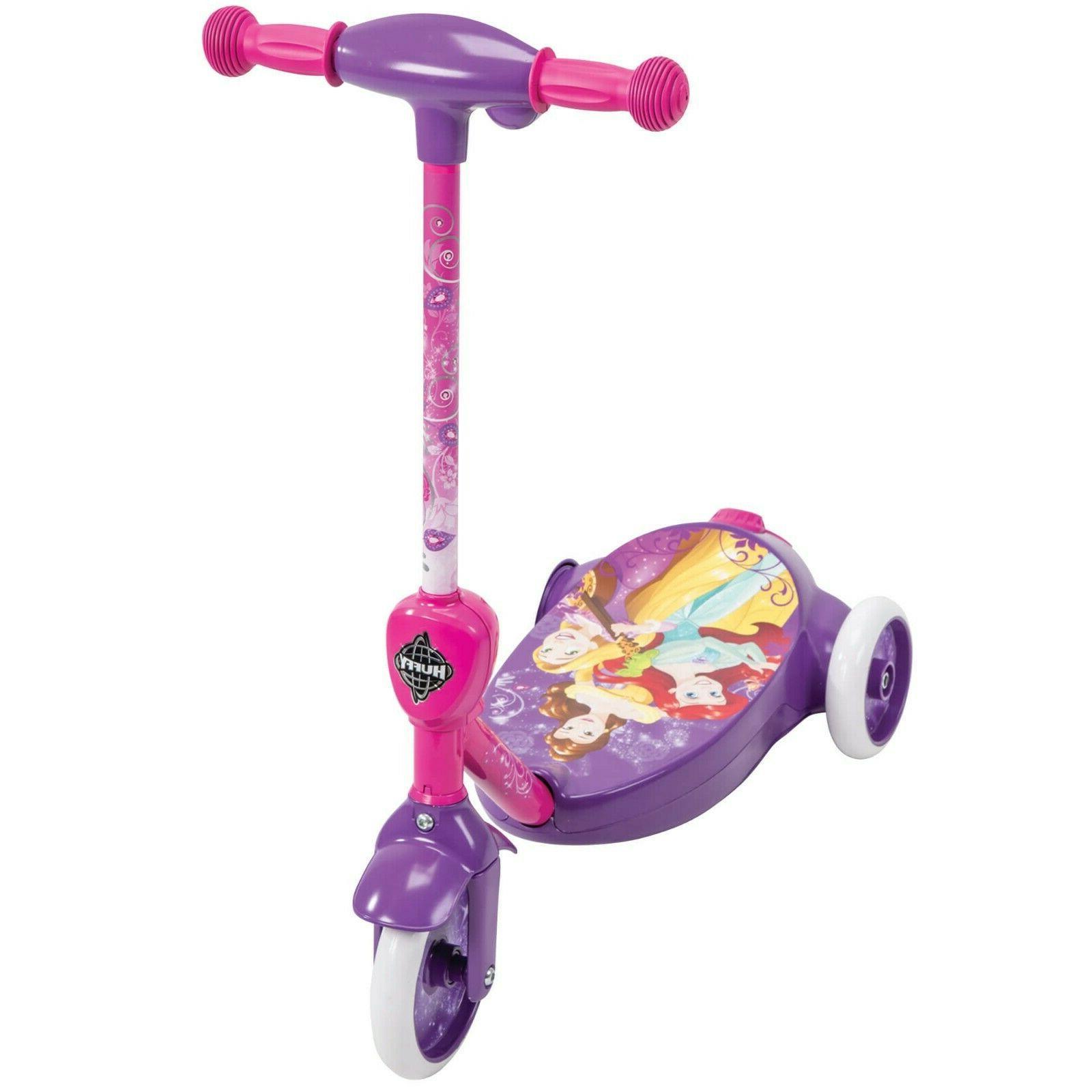 3-Wheel Scooter Deck Fun Pink