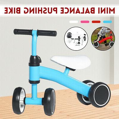 4 Wheel Kids  Baby Mini Balance Pushing Scooter Bike Trainin