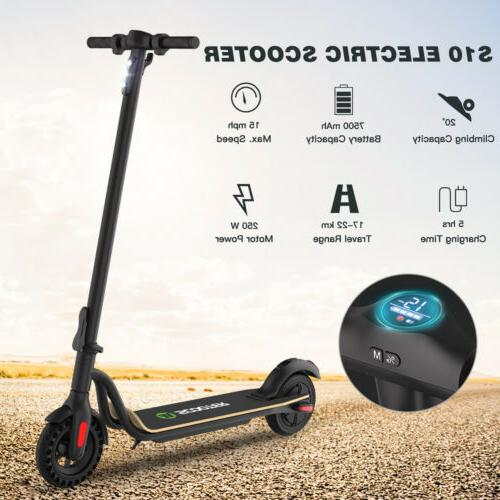 🛴MegaWheels S11 250W Electric Scooter Folding
