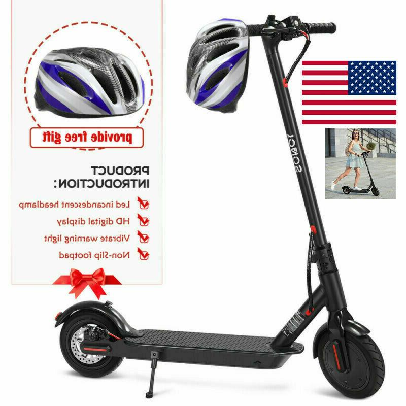 """8.5"""" 350W Adult Scooter High"""