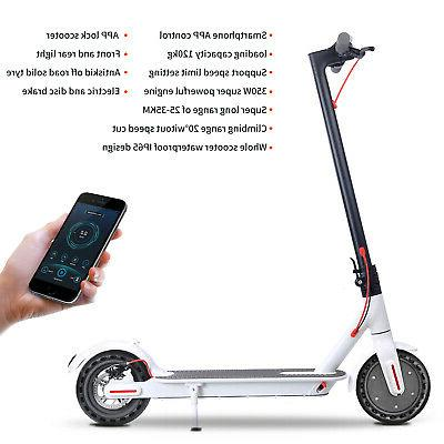 Folding Electric Scooter 31KM/H Speed E-Scooter 350W Motor 3