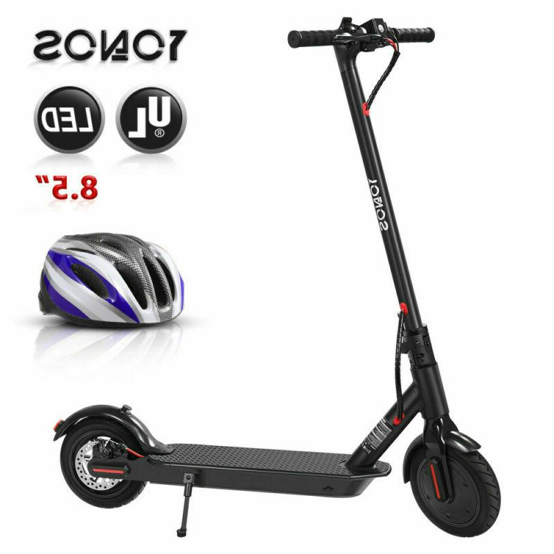"""8.5"""" Folding Scooter Portable Long"""