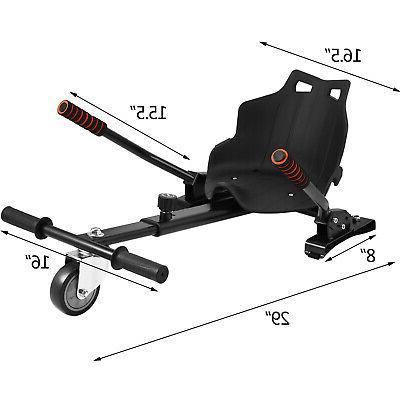 """Adjustable Kart for 6.5"""" 8"""" 10"""" Self Scooter"""