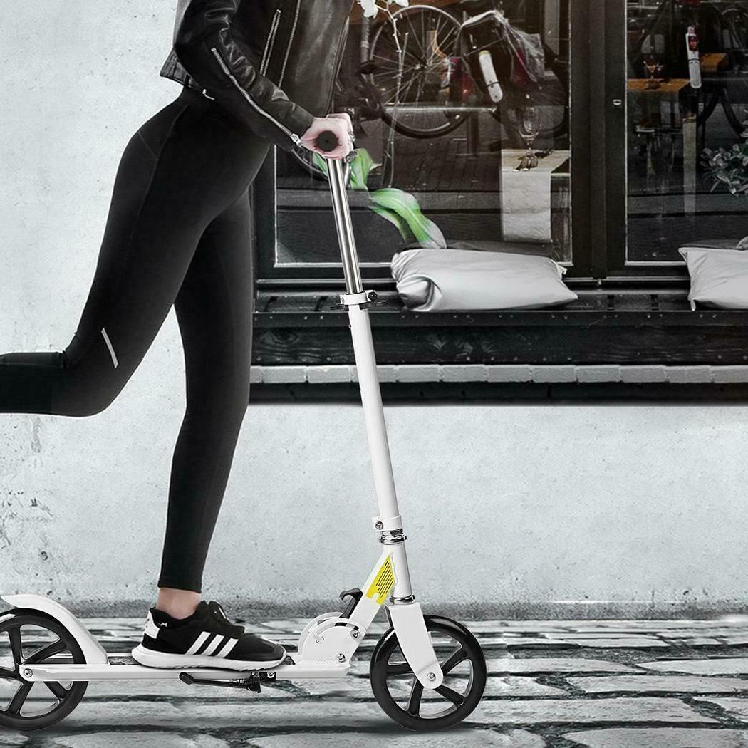 Adult Scooter 3 Levels Adjustable 2-Wheel Kick SUNA 01
