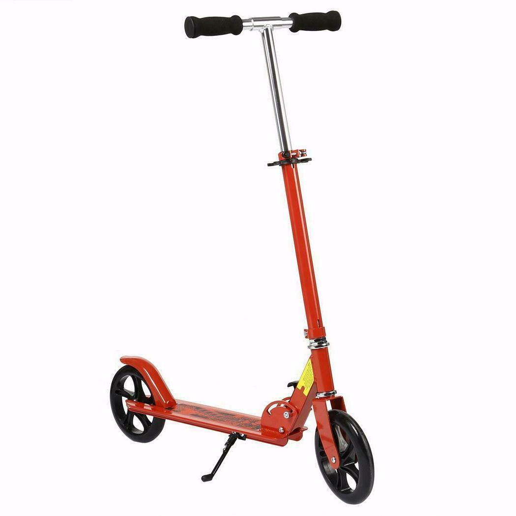 Adult Scooter 3 Levels 2-Wheel Kick