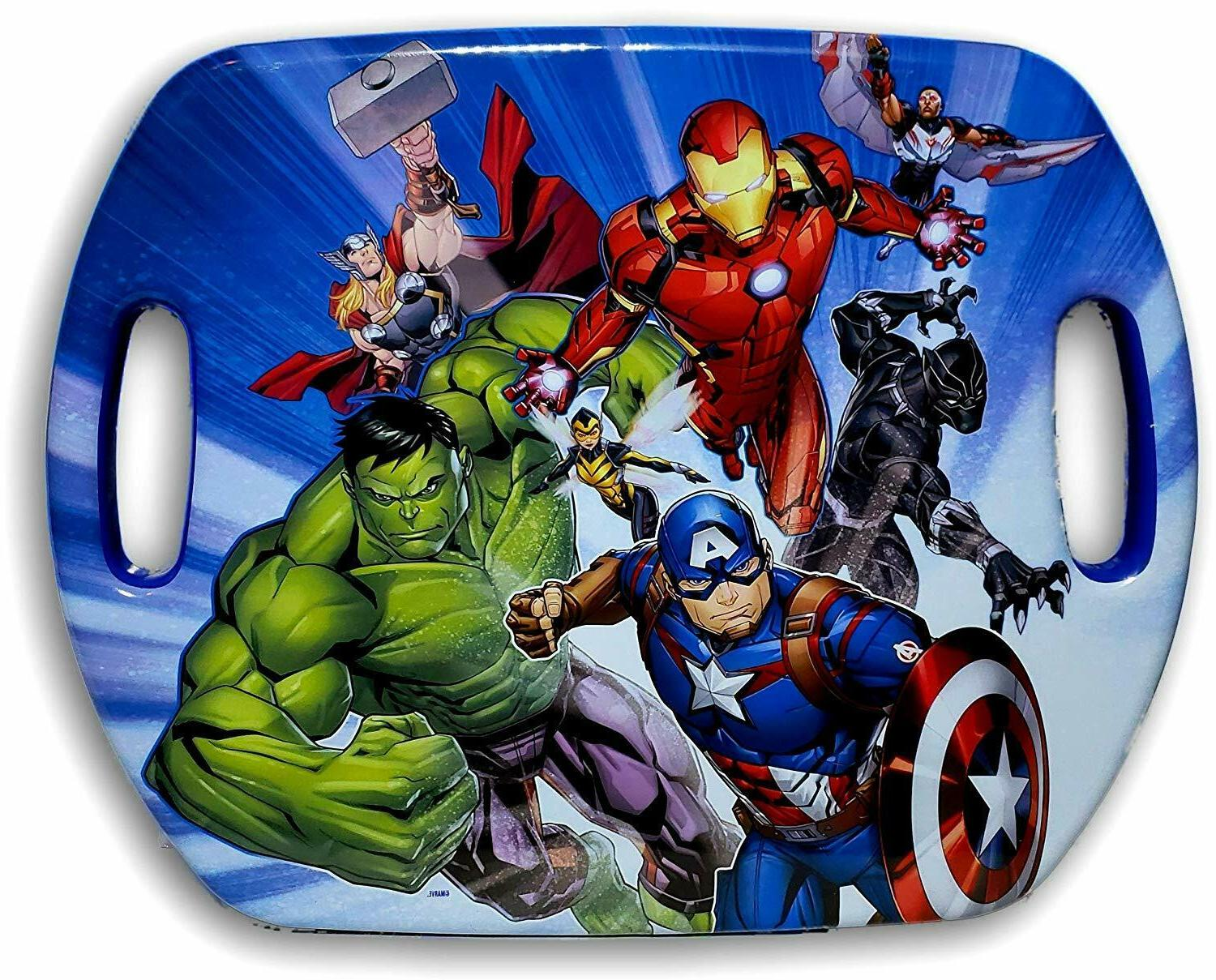 Avengers Spin Scoot Caster Roller Casters
