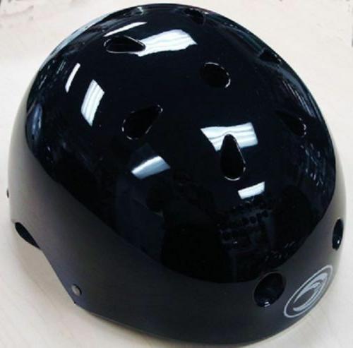black kids bicycle helmet s m l