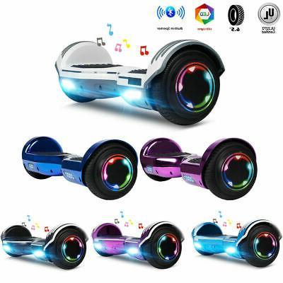 Smart Hoverheart UL2272 Bluetooth All-Terrain