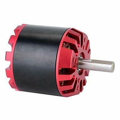 Alomejor Brushless Sensorless 6364-200KV Motor Electric