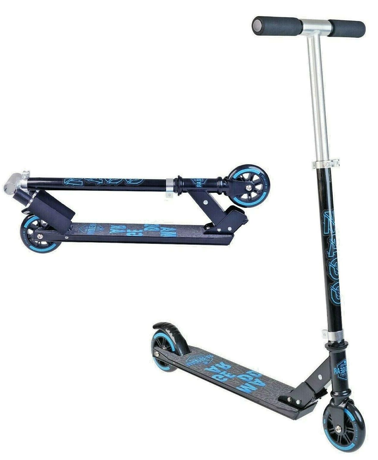 carve 100 scooter foldable adjustable height