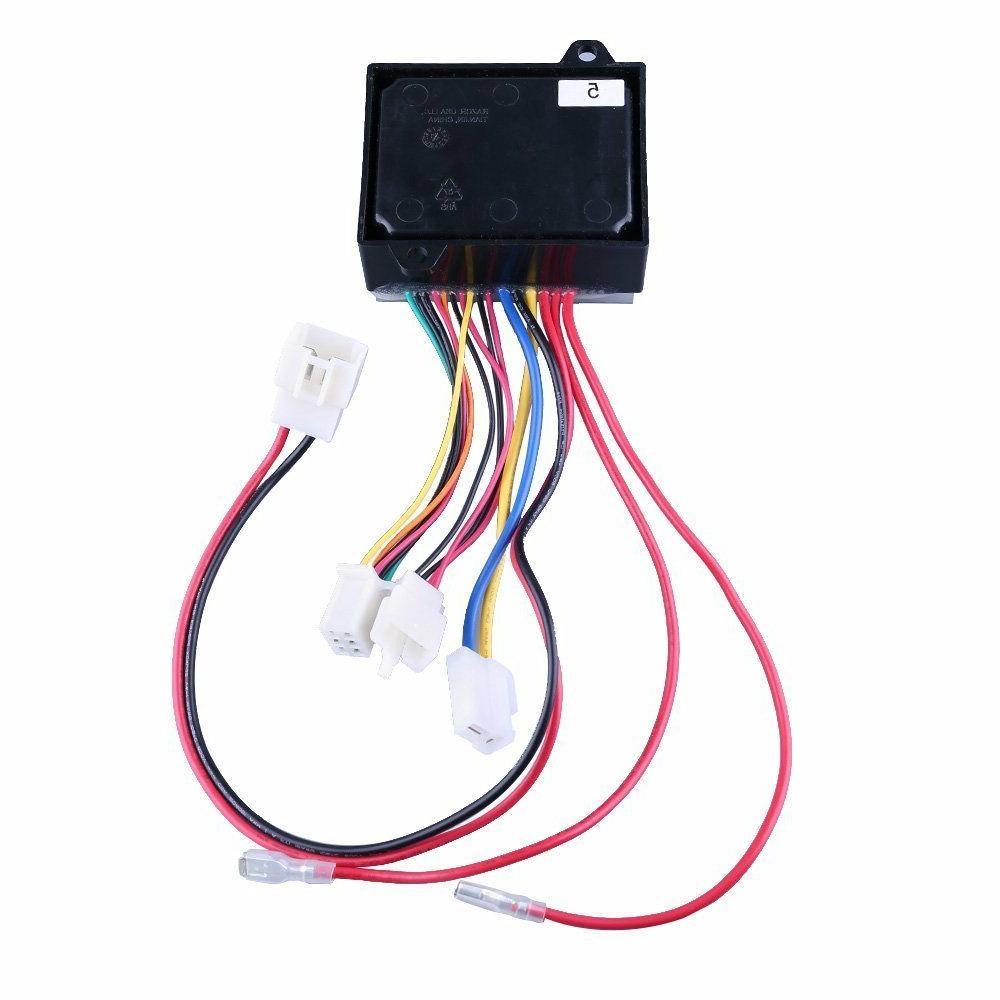 24V Control Module Controller for Razor Cart / ECM HB2430-TYD6K-FS-ROHS