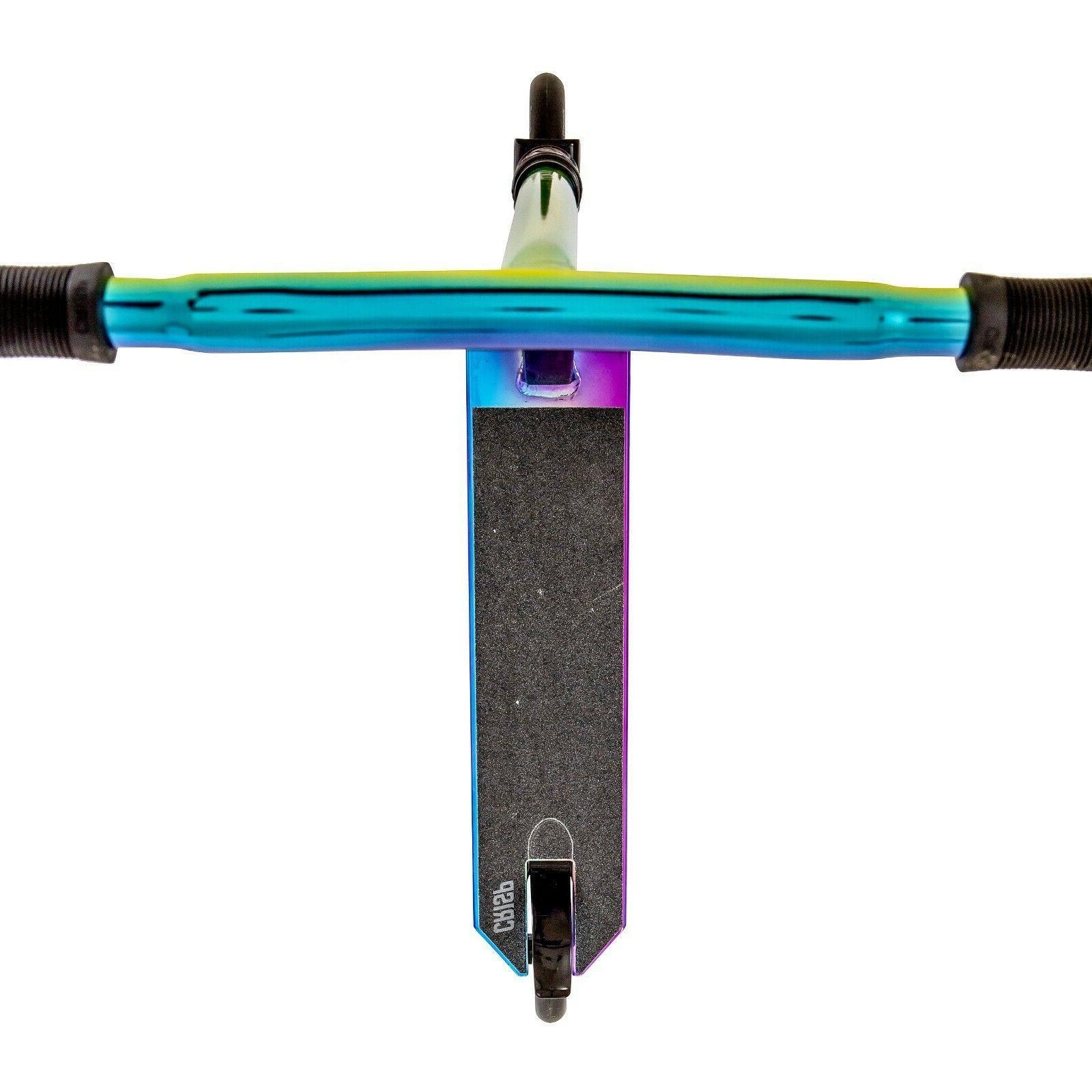 Crisp Surge Scooter - Chrome