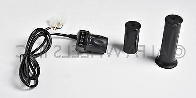 48V Half-Twist Throttle Assembly 4-5 f electric scooter