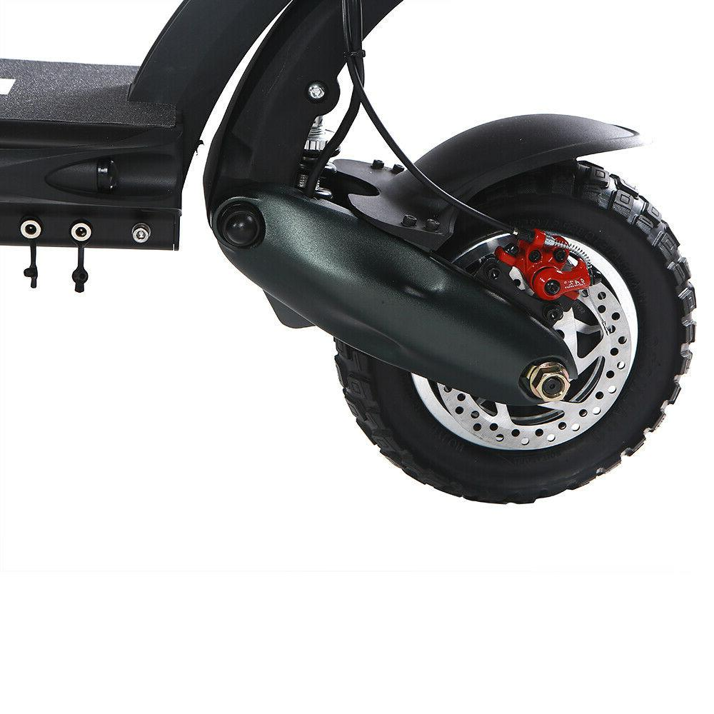 NANROBOT 2000W Adult 50Mile Oil Brake