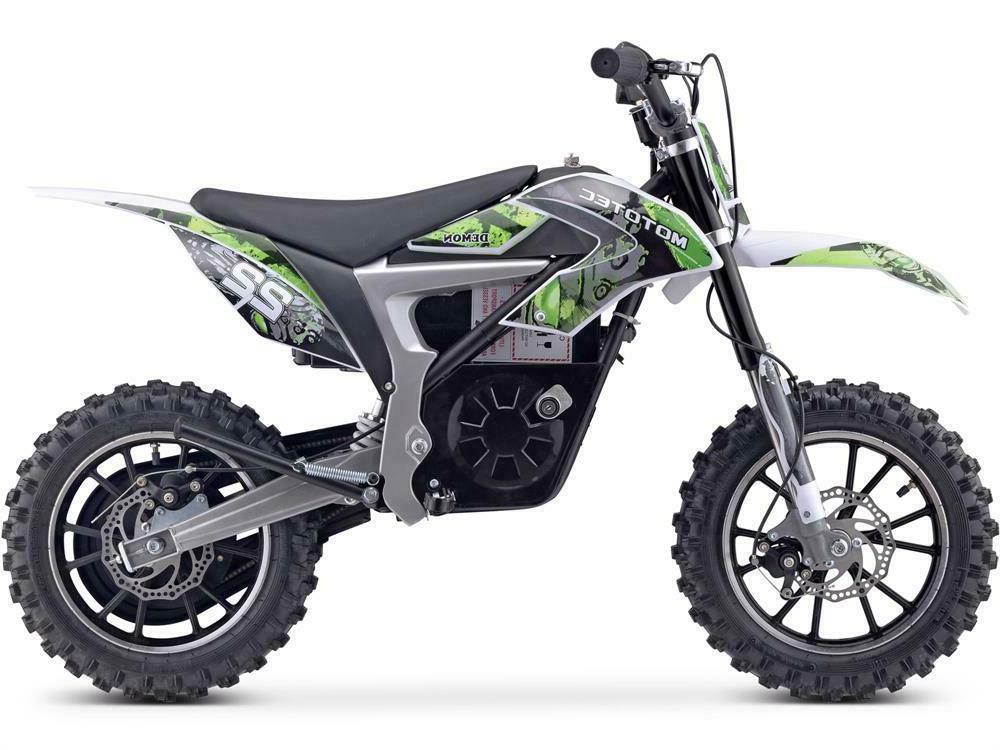 Bike 500w 36v Green