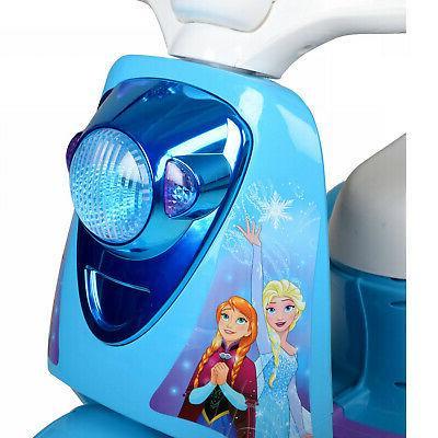 Disney Frozen On Toy Bike Elsa Anna 6V Battery