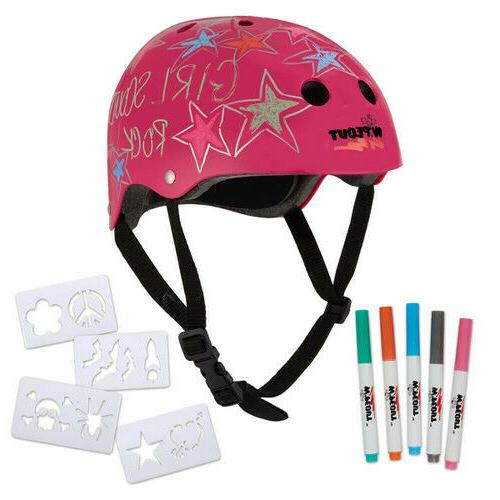dry erase kids bike skate and scooter