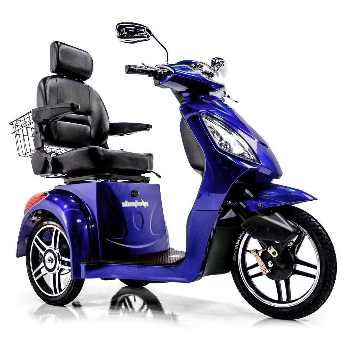 E-Wheels EW-36 ELITE Recreational Mobility Scooter w/ Free A
