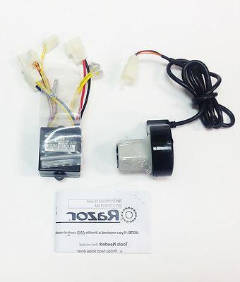 Razor E100 E125 Throttle&Controller Electrical