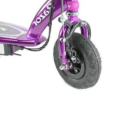 Razor E100 Kids On 24V Electric Toy, Purple