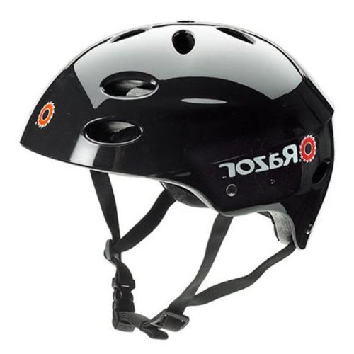 Electric + Razor Helmet,