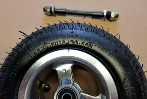 Razor E300 E325 Front Tire Assembly Mag!