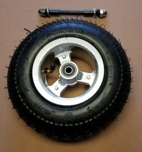 e300 e300s e325 front tire and wheel
