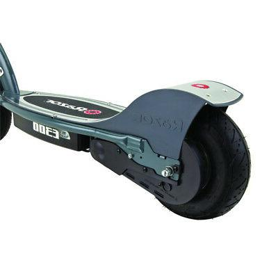 Razor Rechargeable Scooter Speed of 15 Gray