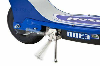 Razor Adult High-Torque Electric Powered Scooter w/Seat, Blue