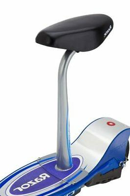 Razor High-Torque Electric w/Seat, Blue