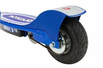 Razor E300S Adult High-Torque Powered w/Seat, Blue