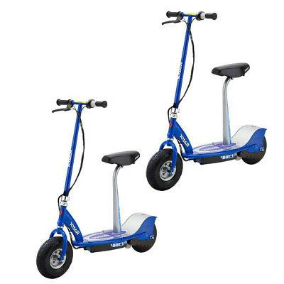e300s rechargeable cushioned seat electric motorized scooter