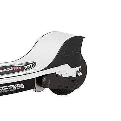 Razor 24V White + Helmet Elbow Knee Pad Safety Set