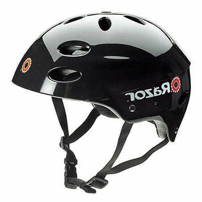 Razor Electric 24V White Helmet + Pad Safety